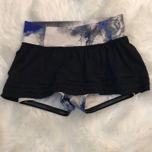 Lulu lemon shorts/skirt